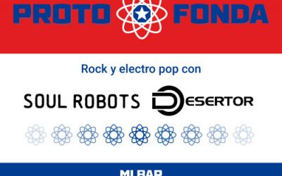 PROTOFONDA: ¡Nueva fecha en MiBar junto a Desertor!