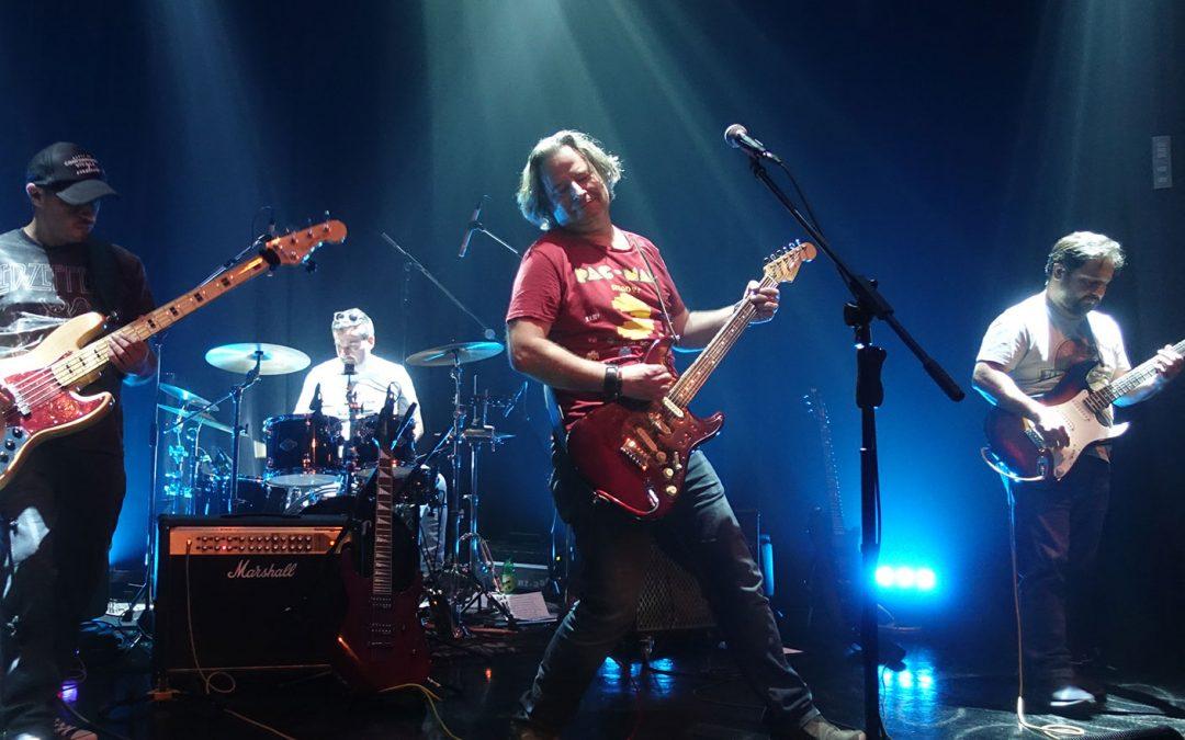 Rock en vivo en Sala SCD Bellavista